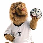 Goléo IV, mascotte de la Coupe du Monde 2006