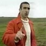 Eric Cantona Sharp 1996
