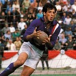 "Sylvester Stallone dans ""Escape to Victory"""