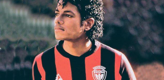 Michael Jackson OGC Nice