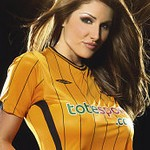 Lucy Pinder Hull City