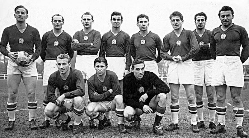 Hongrie 1953