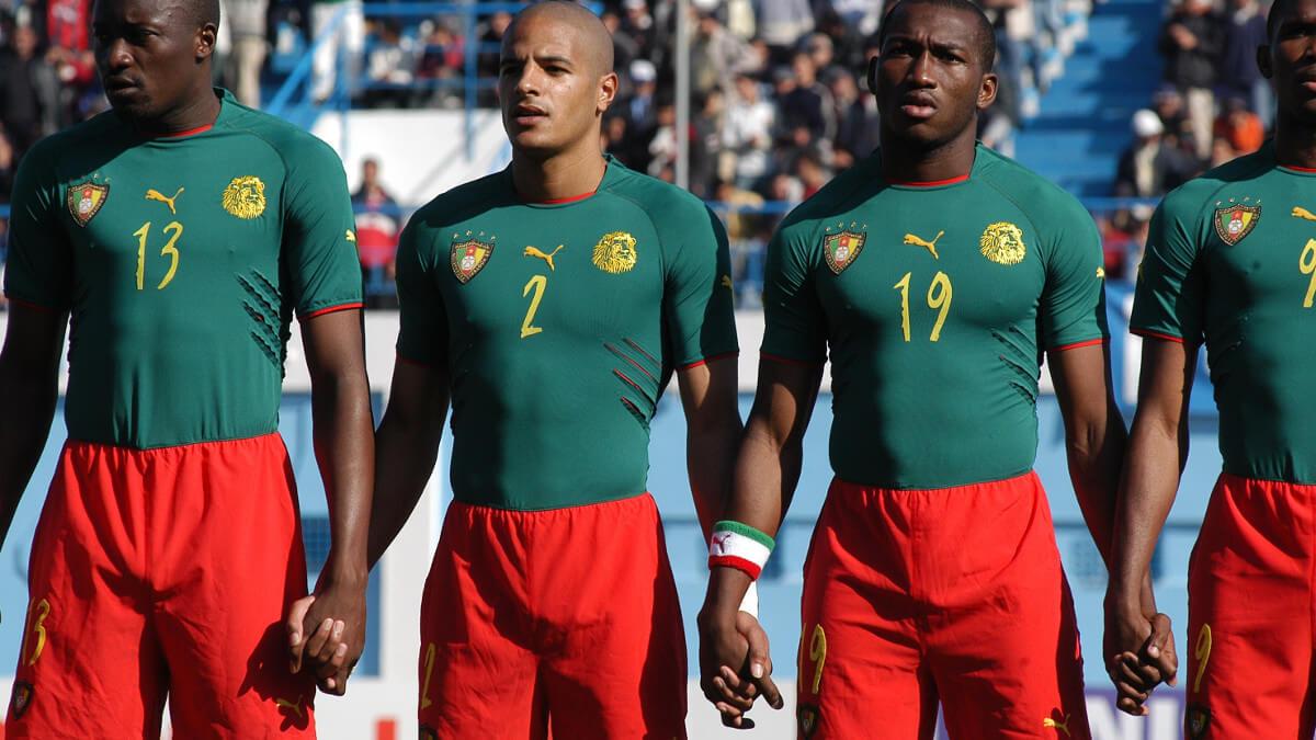 Cameroun 2004