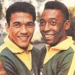 Pelé Garrincha dieux du Brésil