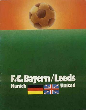 Luigi Castiglioni, Bayern-Leeds 1975