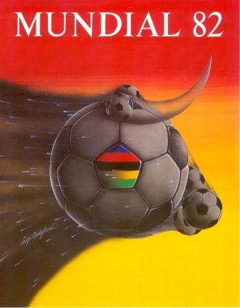 Castiglioni, Coupe du Monde 1982