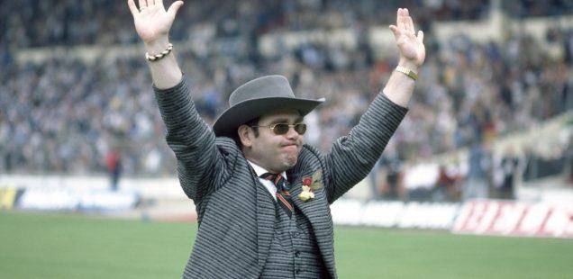 Elton John, Watford 1984