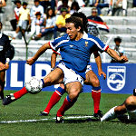 Papin France 1986