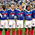 Bleu France 1998