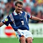 Maillot France Euro 1996