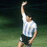 Maradona, un gamin en or