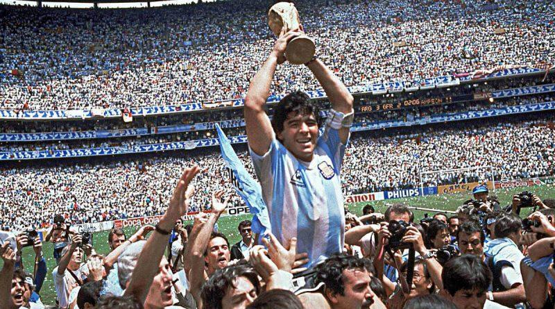 Hero (1986) Maradona