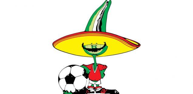 Pique Mascotte Mexico 1986