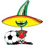 Pique Mexico 1986