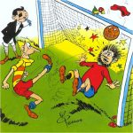 Les Pieds Nickeles Footballeurs