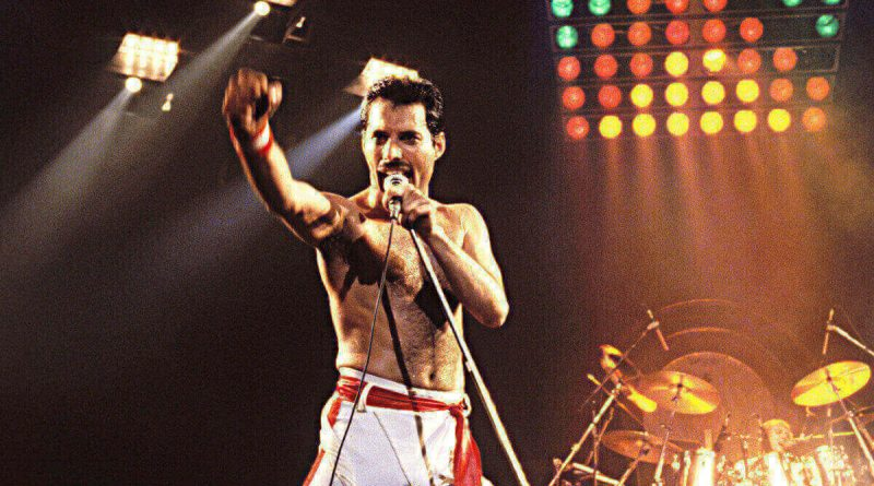 Freddy Mercury (Queen)