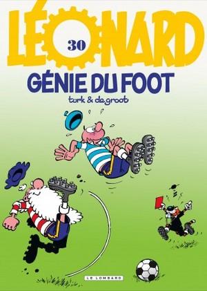 Léonard, Génie du foot