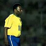Le dernier but imaginaire du roi Pelé
