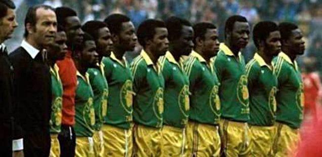 Zaïre 1974