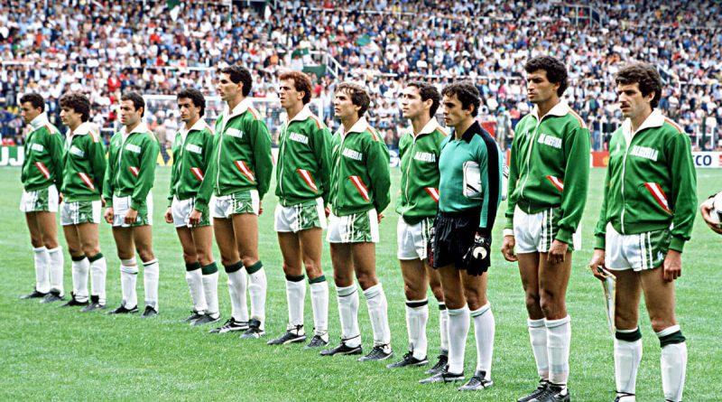 Algérie (coupe du monde 1982)