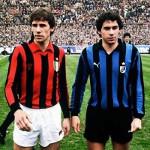 Franco Baresi (Milan), Guiseppe Baresi (Inter)
