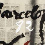 Antoni Tapies Barcelona 1982
