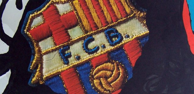Joan Miro FC Barcelona