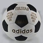 Ballon Adidas Telstar 1970