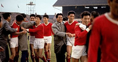 North Korea 1966