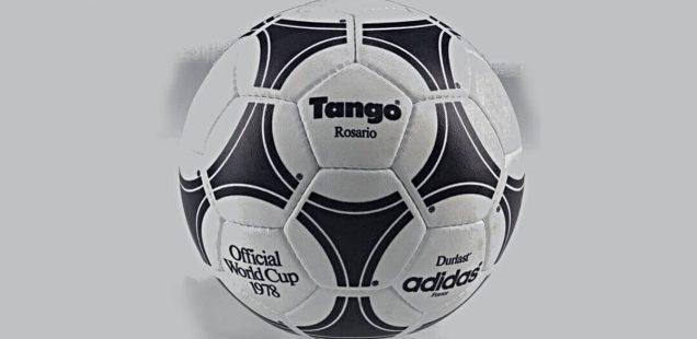 Ballon Adidas Tango 1978