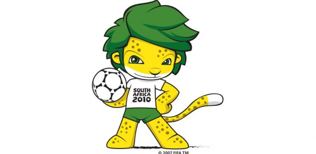 Zakumi, mascotte Coupe du Monde 2010