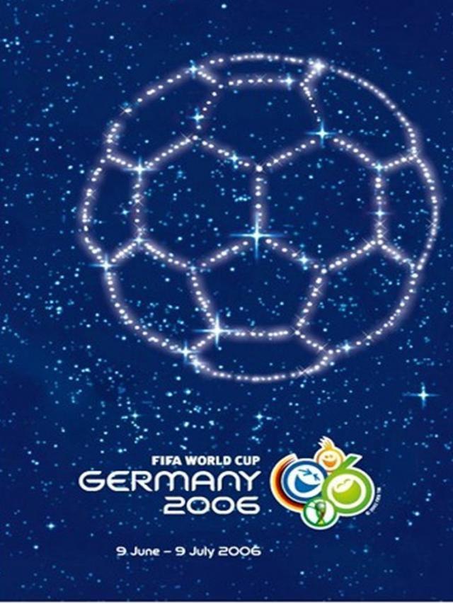 Affiche Coupe du Monde 2006