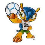 Fuleco Mascotte Brésil 2014