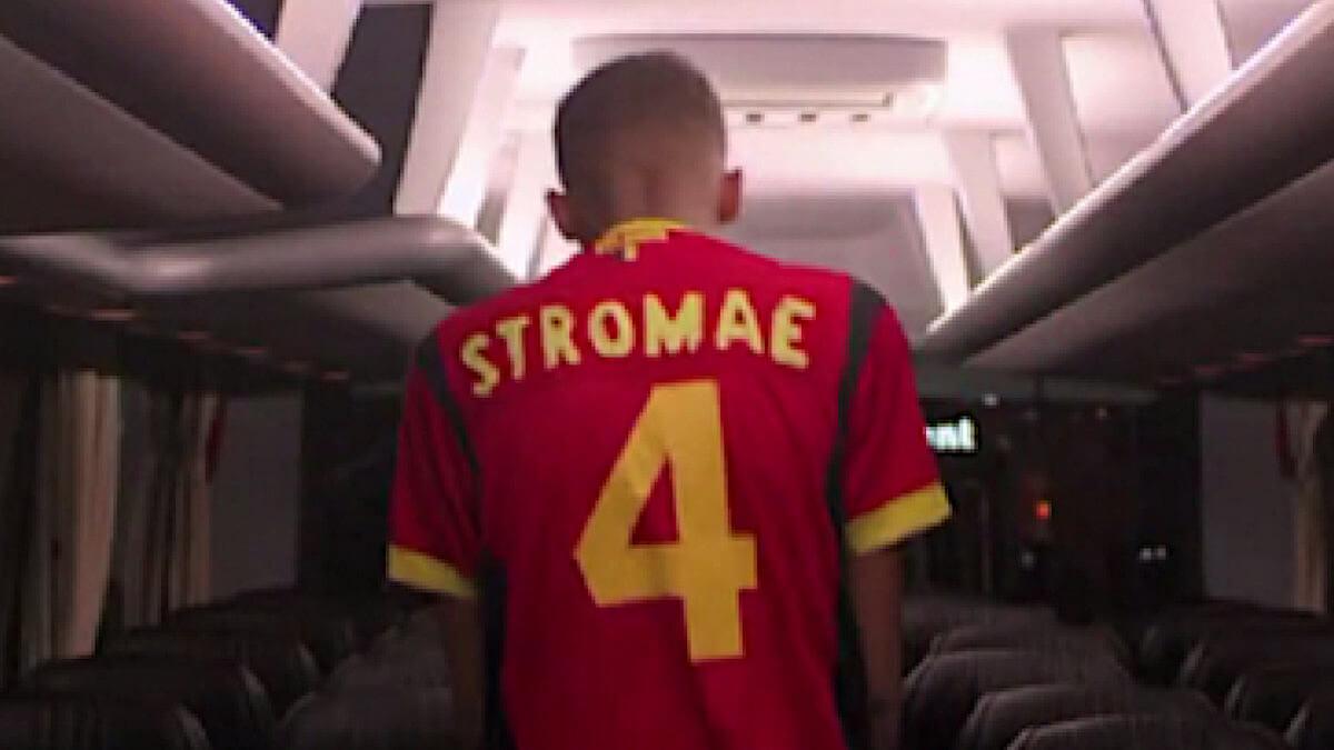Stromae Belgique 2014