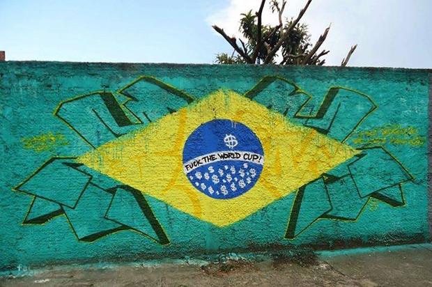 Anti-foot Brasil 2014