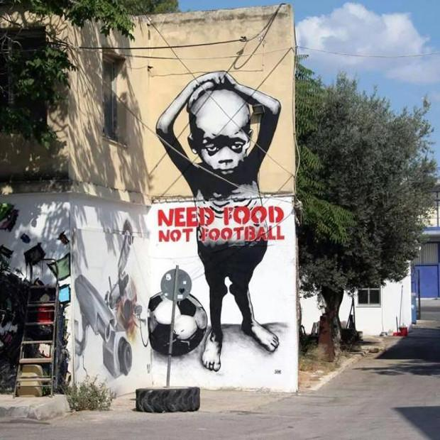 Anti Foot Brasil 2014
