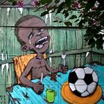 Anti-Foot Brasil 2014 Street Art
