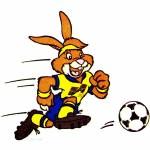 Berni, mascotte de l'Euro 1992