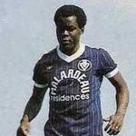 Marius Trésor - Girondins de Bordeaux 1983