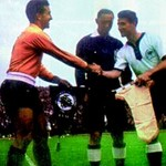 Argentine - RFA 1958