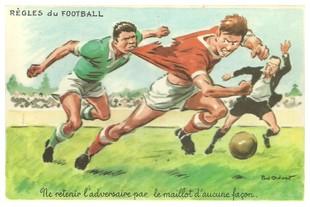 Paul Ordner - Carte postale années 1930
