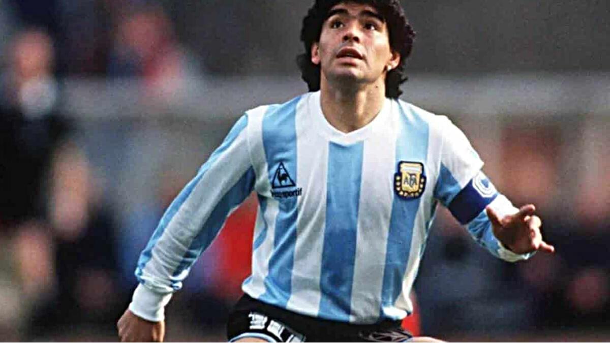 Maillot Argentine Albiceleste