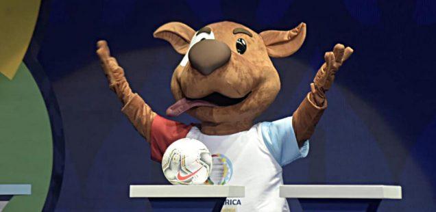 Mascottes Copa América