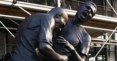Zidane et Materazzi
