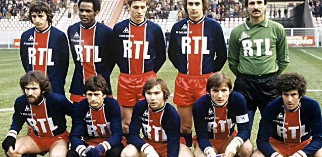 Maillot PSG Hechter