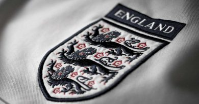 Maillot équipe d'Angleterre