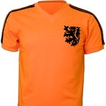 Maillot orange Pays-Bas