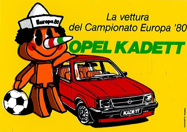 Euro 1980 Opel Kadett