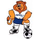 Goaliath, mascotte Euro 1996