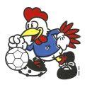 Peno Mascotte Euro 1984